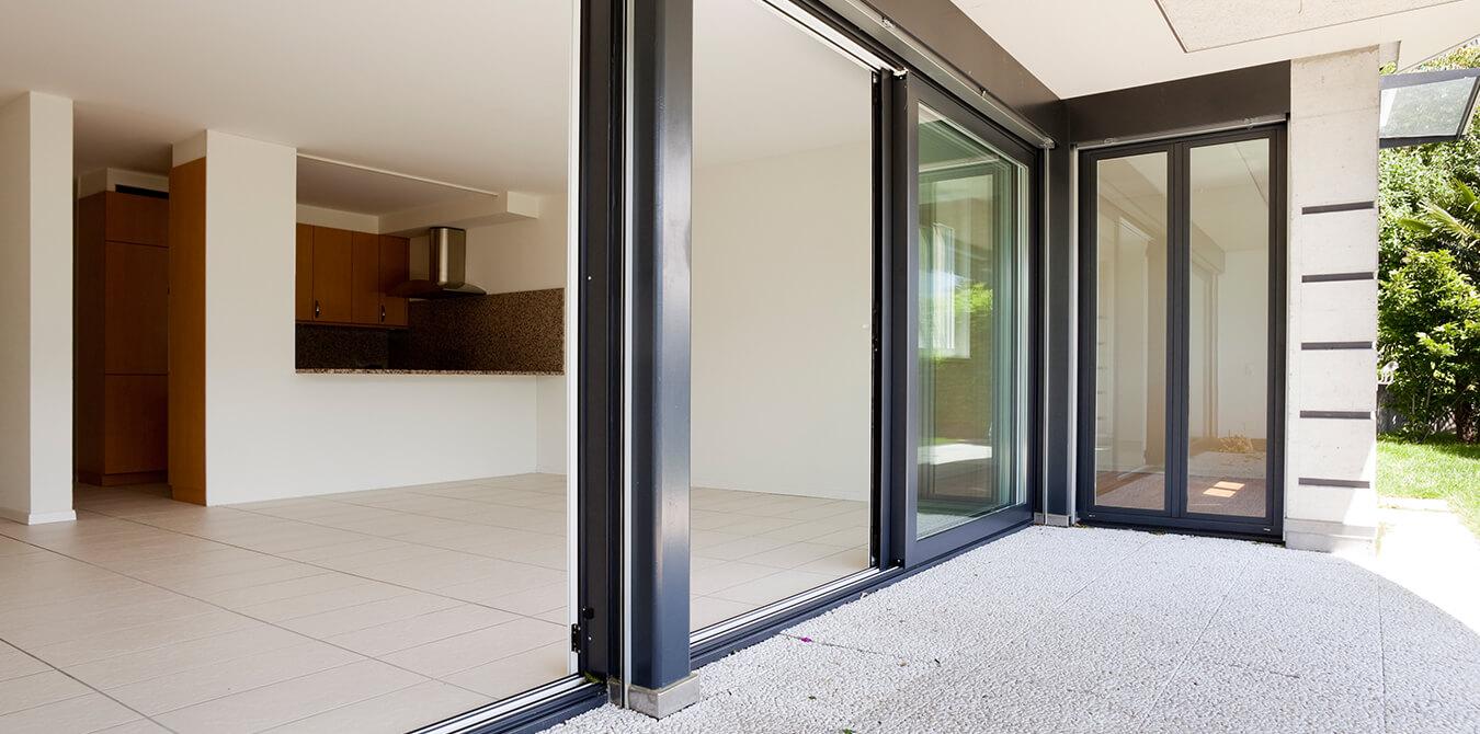 Aluminium Sliding Windows Folding Doors Curtain Wall Partitions